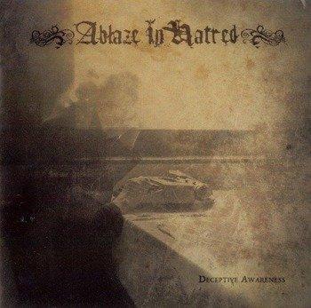płyta CD: ABLAZE IN HATRED - DECEPTIVE AWARENESS