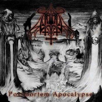 płyta CD: ANWYL - POSTMORTEM APOCALYPSE