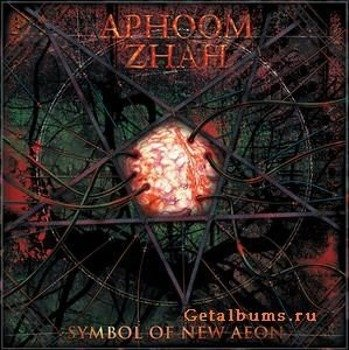 płyta CD: APHOOM ZHAH - SYMBOL OF NEW AEON