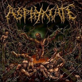 płyta CD: ASPHYXIATE (IDN) - ANATOMY OF PERFECT BESTIALITY