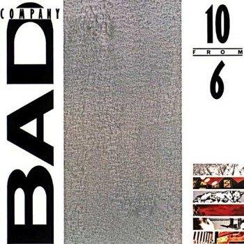 płyta CD: BAD COMPANY - 10 FROM 6