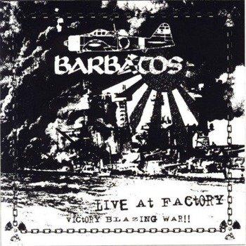 płyta CD: BARBATOS - LIVE AT FACTORY