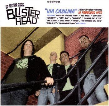 płyta CD: BLISTERHEAD - VIA CASILINA