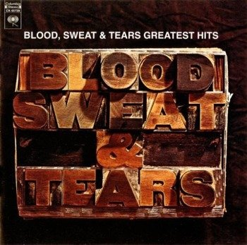 płyta CD: BLOOD SWEAT & TEARS - GREATEST HITS