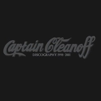 płyta CD: CAPTAIN CLEANOFF - DISCOGRAPHY 1998 - 2001
