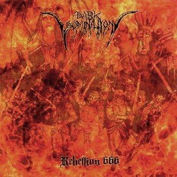 płyta CD: DARK DOMINATION - REBELLION 666