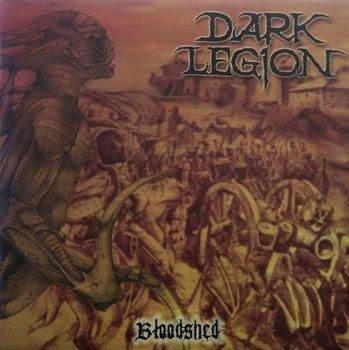płyta CD: DARK LEGION - BLOODSHED