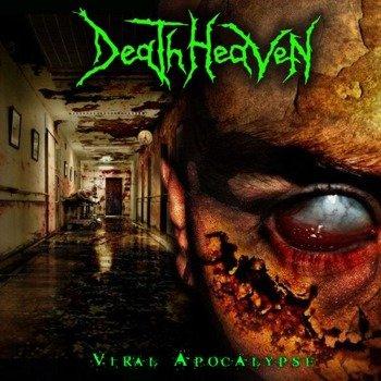 płyta CD: DEATH HEAVEN - VIRAL APOCALYPSE