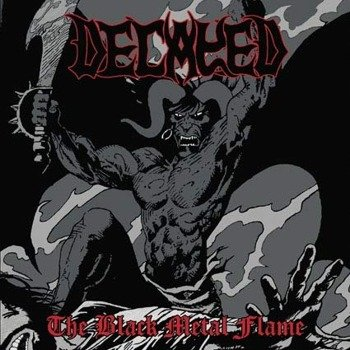 płyta CD: DECAYED - THE BLACK METAL FLAME