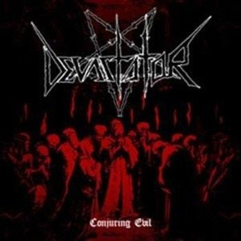 płyta CD: DEVASTATOR (USA) - CONJURING EVIL