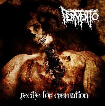 płyta CD: FERMENTO - RECIPE FOR CREMATION