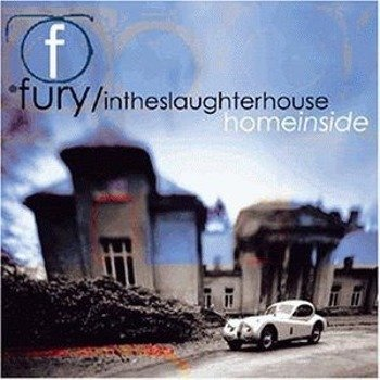 płyta CD: FURY IN THE SLAUGHTERHOUSE - HOME INSIDE