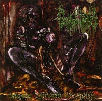 płyta CD: GORATORY - ORGASM INDUCED DIARRHEA