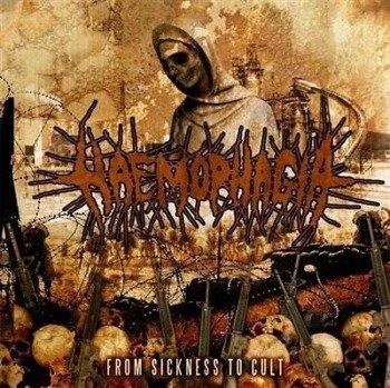 płyta CD: HAEMOPHAGIA - FROM SICKNESS TO CULT