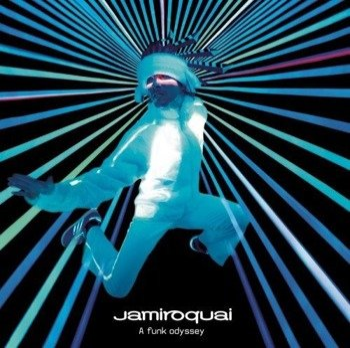 płyta CD: JAMIROQUAI - FUNK ODYSSEY