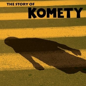 płyta CD: KOMETY - THE STORY OF