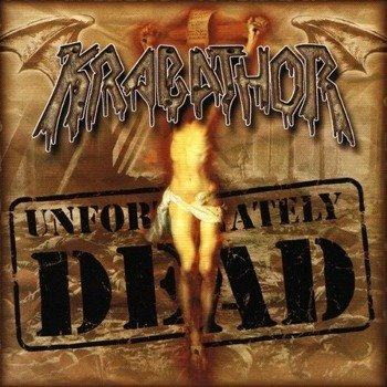 płyta CD: KRABATHOR - UNFORTUNATELY DEAD