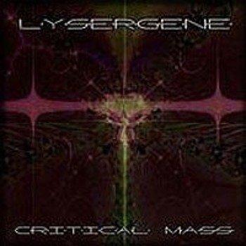 płyta CD: LYSERGENE - CRITICAL MASS