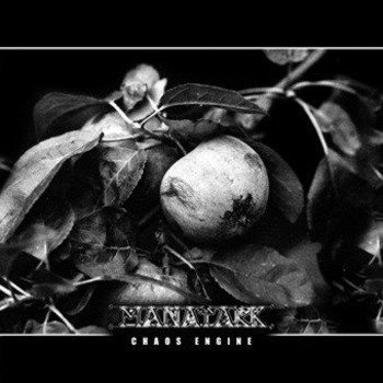 płyta CD: MANATARK - CHAOS ENGINE