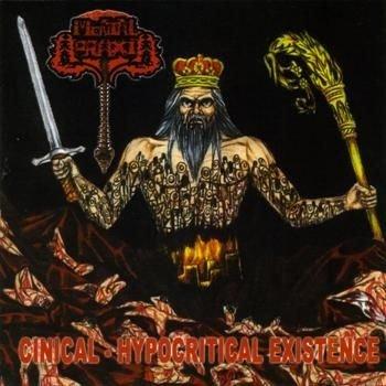 płyta CD: MENTAL APRAXIA - CINICAL - HYPOCRITICAL EXISTENCE