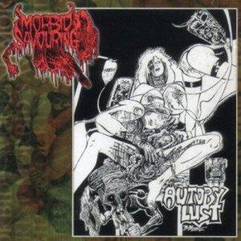 płyta CD: MORBID SAVOURING - AUTOPSY LUST