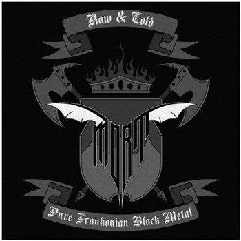 płyta CD: MORT - RAW & COLD
