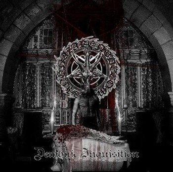 płyta CD: NAZARENE DECOMPOSING - DEMONIC INQUISITION