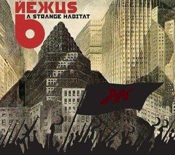 płyta CD: NEXUS 6 - A STRANGE HABITAT