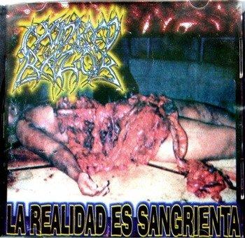 płyta CD: OXIDISED RAZOR - LA REALIDAD ES SANGRIENTA (THE REALITY IS GORE)