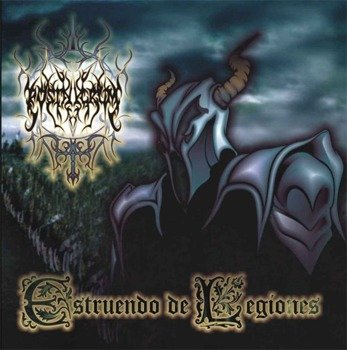 płyta CD: POSTNECRUM  - ESTRUENDO DE LEGIONES