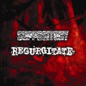 płyta CD: REGURGITATE/SUPPOSITORY (split CD)