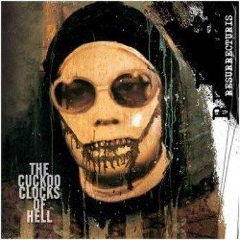płyta CD: RESURRECTURIS - THE CUCKOO CLOCKS OF HELL