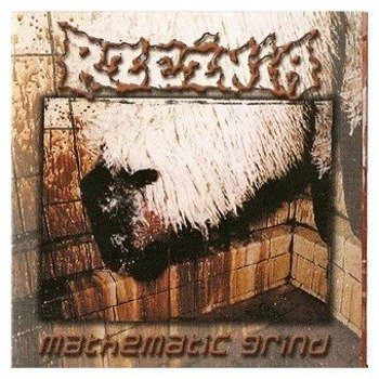 płyta CD: RZEŹNIA - MATHEMATIC GRIND