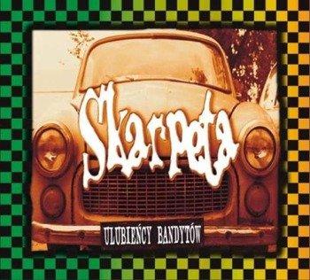 płyta CD: SKARPETA - ULUBIEŃCY BANDYTÓW