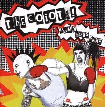 płyta CD: THE COiOTS - PUNK BOKS SEKS