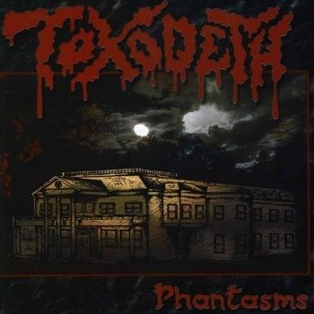 płyta CD: TOXODETH - PHANTASMS (SPECIAL EDITION)
