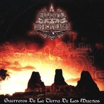 płyta CD: YAOTL MICTLAN - GUERREROS DE LA TIERRA DE LOS MUERTOS