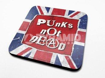 podkładka pod kubek PUNKS NOT DEAD