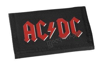 portfel AC/DC - LOGO