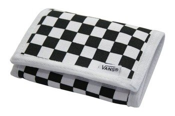 portfel VANS - SLIPPED BLACK/WHITE