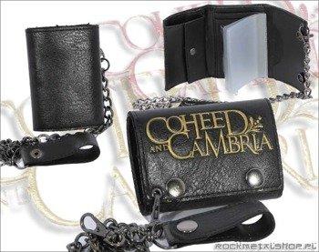 portfel skórzany COHEED AND CAMBRIA - GOLD