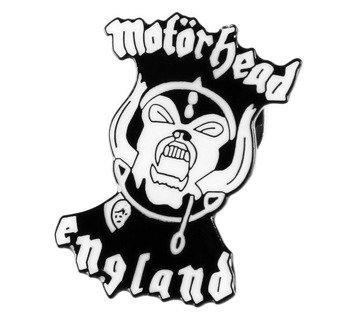przypinka MOTORHEAD - ENGLAND