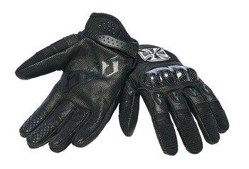 rękawiczki motocyklowe WEST COAST CHOPPERS - 666 RIDING