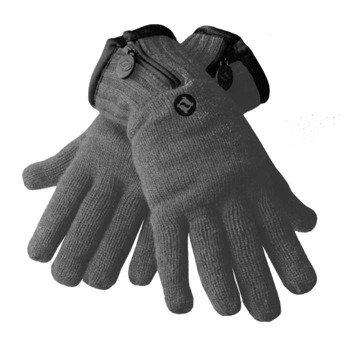 rękawiczki zimowe THINSULATE - CHARCOAL BLACK