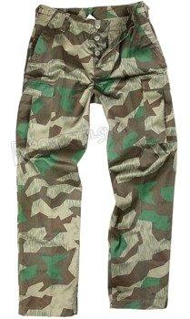 spodnie bojówki US RANGER HOSE TYP BDU SPLINTERTARN