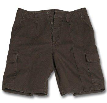 spodnie bojówki krótkie BW SHORTS MOLESKIN