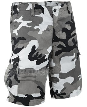 spodnie bojówki krótkie COMBAT SHORTS - URBAN