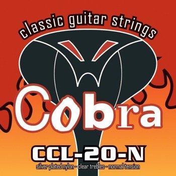 struny do gitary klasycznej COBRA CCL-20-N