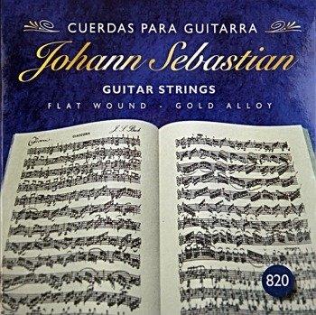 struny do gitary klasycznej JOHANN SEBASTIAN Gold Alloy 820 Medium