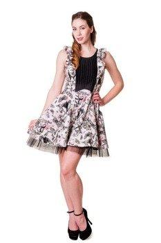 sukienka BANNED - BUTTERFLY